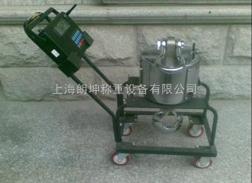 LK-OCS松江无线型电子吊秤,10吨带打印电子秤