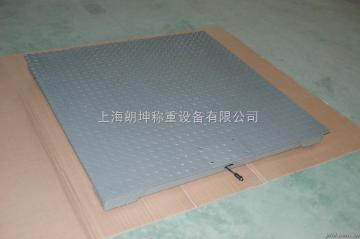 LK-SCS单层电子地磅,厂家直销1t带打印电子秤