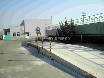 LK-SCS天津160吨全自动无人值守电子汽车衡