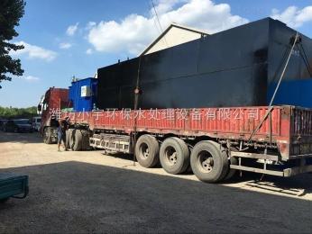 榆次地埋式一体化污水处理装置设备