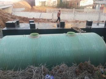 苏州地埋式一体化污水处理设备