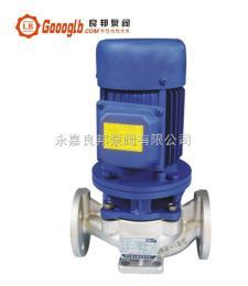65SG30-27SG型立式管道泵