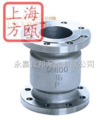 H42W型立式不锈钢止回阀