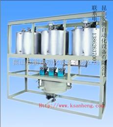 安衡料斗秤 重量检测秤 称重剔除设备 化工厂称重计量