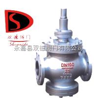 YGa43H/Y-高灵敏度大流量蒸汽减压阀