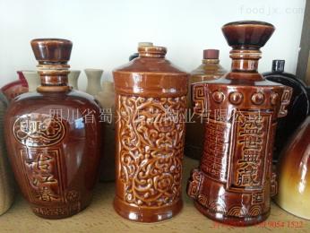 1斤2斤3斤5斤10斤陶瓷酒瓶