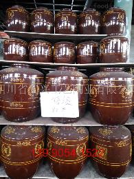 15公斤-250公斤四川細陶酒壇,精致土陶小酒壇