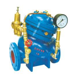 可调式减压稳压阀,YX741X-10可调式减压稳压阀