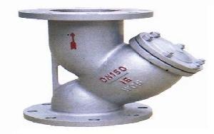 GL41H YGL41H Y型管道過濾器 斯派莎克閥門 品質保證