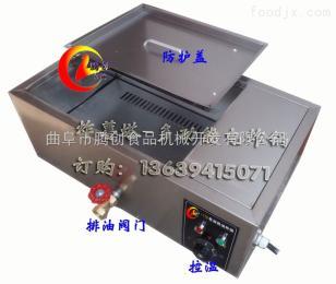 15型自动控温电炸锅|多功能电炸炉