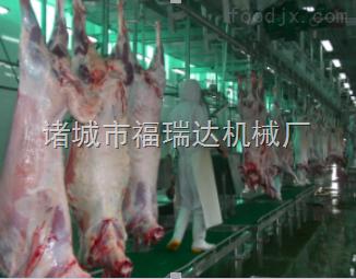 LSX-12猪羊屠宰生产线设备