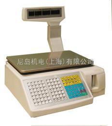条码秤,条码称超市专用电子秤,不干胶打印电子秤