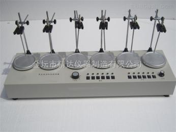 CJJ-4四联磁力加热搅拌器