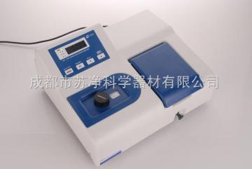 VIS-722S上海佑科自动光门自动调零原装进口钨灯可见分光光度计