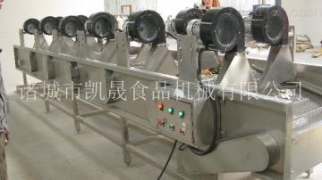 KS-GF5441食品烘干流水线