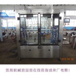 山东灌装机械厂家生产优质全自动液体灌装机械