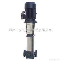 多級管道泵報價:CDLF型立式不銹鋼多級管道泵