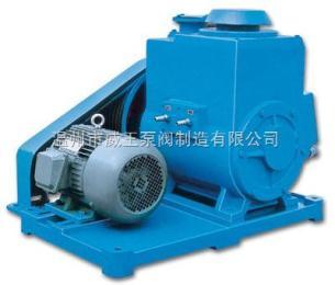 真空泵价格:2X型旋片式真空泵