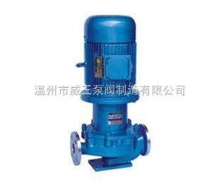 磁力泵厂家:CQB-L磁力管道离心泵