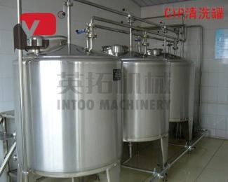 YT-500L不锈钢食品物料单层储罐