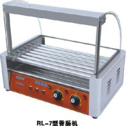 【新品上市】厂家直销RL-7滚轴式烤肠机(香肠机) 高品质热狗机