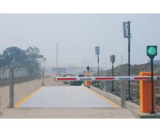 苏州黄埭80吨电子汽车衡;80T电子地磅