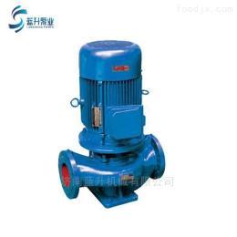 供應山東濟寧ISG立式管道離心泵 單級清水泵