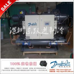 深圳螺杆式冷水机批发 搅拌机/除湿机专用80p螺杆式水冷冷水机组