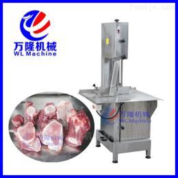 WJG-400厂家直销省力锯骨机 冻鱼切段机 锯骨设备