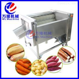 供應多功能自動高效紅薯去皮機