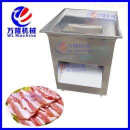QJ-10畅销款立式切肉机 自动大型切肉片肉丝机