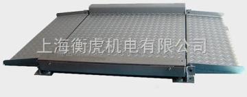 SCS5吨带打印电子秤-北京带打印电子地磅