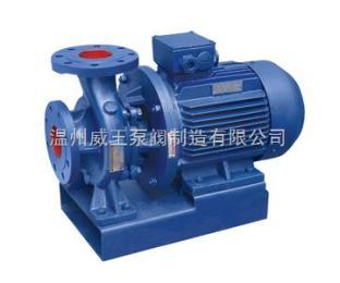 ISW型ISW型卧式管道离心泵生产水泵规格型号参数