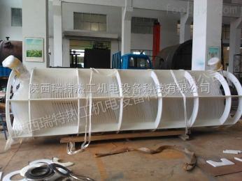 D2156陕西瑞特 四氟换热器   防腐蚀 自清洁 易维修 换热效果好