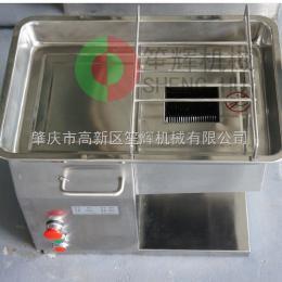 QX-250笙辉牌小型台式切肉机