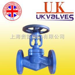 UKQB3/5進口波紋管截止閥