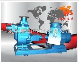 ZX型自吸泵系列 海坦牌 ZX型自吸离心泵(自吸清水泵
