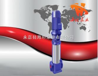 GDL系列兰州GDL系列立式多级管道离心泵