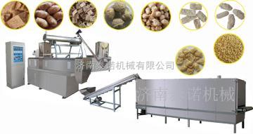 大豆组织蛋白生产设备—济南泰诺机械