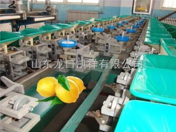 柠檬高精度高效分果机器