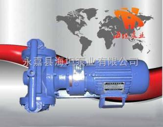 电动隔膜泵DBY型