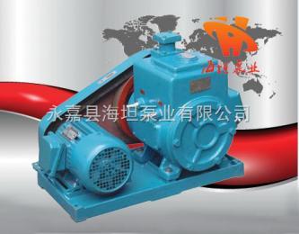 皮带式真空泵 2X型双级旋片式真空泵