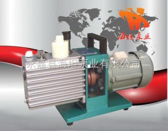 双级真空泵 2XZ型直联旋片式真空泵