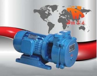 真空泵原理,真空泵制造,SK型直联水环式真空泵