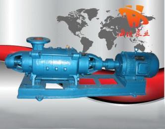 离心泵原理,离心泵制造,D型卧式多级离心泵