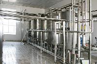 奶粉预处理生产线