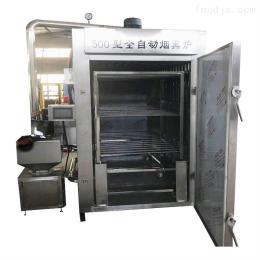 500型豆腐干蒸熏爐,豆干煙熏爐