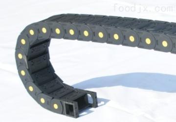 机床承重型工程塑料拖链