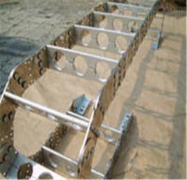 打孔式机床钢铝拖链