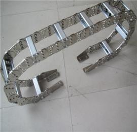 不锈钢渗碳式钢铝拖链